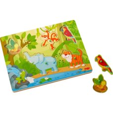 Haba Sound Puzzle in the Jungle