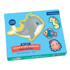 Mudpuppy Puzzle Touch and Feel Under the Sea