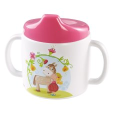Haba Drinking cup Vicki and Pirli