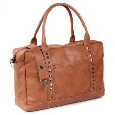Kidzroom Nursery bag / Diaper bag Beauty Cognac