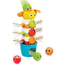 Yookidoo stacking tower Tumble Ball Stacker