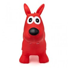 Hippy Skippy Dog Red