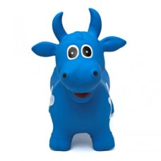 Hippy Skippy Cow Blue