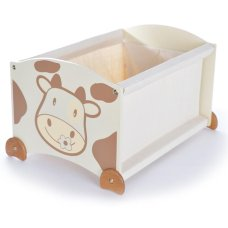 I'm Toy Storage box Cow