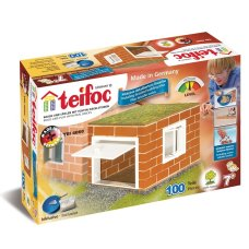 Teifoc Building kit Garage