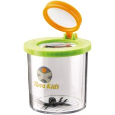 Terra Kids Cup magnifier with Spider