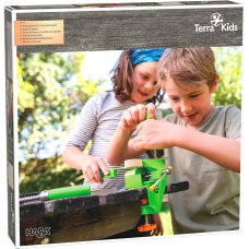 Terra Kids vise and clamps