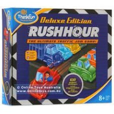 ThinkFun Rush Hour - Rushhour Deluxe