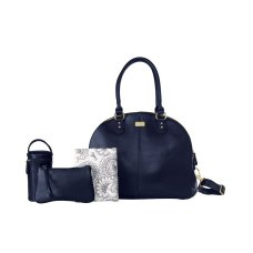 Isoki nursery bag / diaper bag Madame Polly Esperance Navy