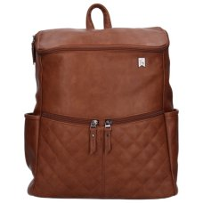 Kidzroom Diaper Backpack Go Out Brown
