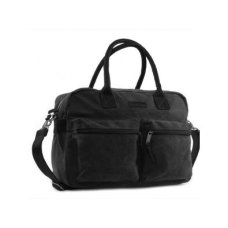 Kidzroom Nursery Bag / Diaper Bag Vision of Love Black with compartments