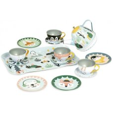 Vilac Musical Tea Set Ice Cream Michelle Carlslund
