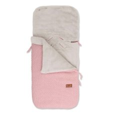 Baby's Only Footmuff Maxi Cosi Robust Old Pink