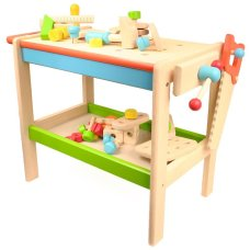 Pintoy Wooden Children's Workbench
