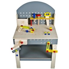 Playwood Workbench silver