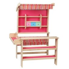 Playwood Wooden Shop Pink (excl. Accessories)
