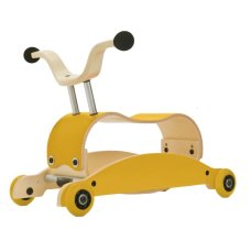 Wishbone Mini Flip Yellow