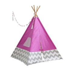 Kidkraft Play Tent Pink with Gray